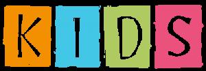 white omega kids logo