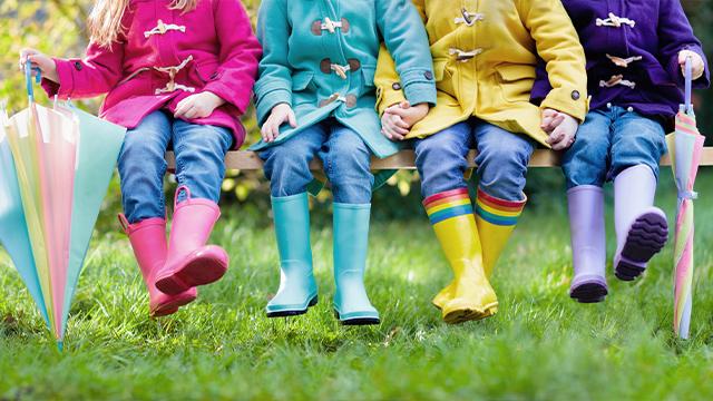 Das Immunsystem deines Kindes stärken – So geht's!