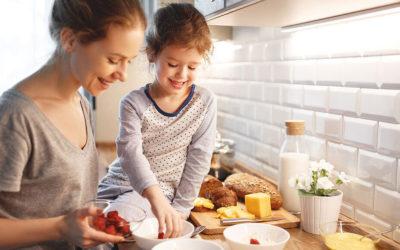 Omega‑3 für Kinder: Wann ist es sinnvoll, die Nahrung zu ergänzen?