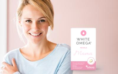 WHITE OMEGA Mama: Omega-3 für die Frauengesundheit