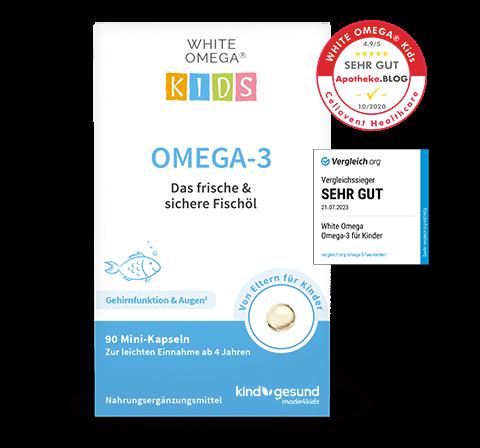 White Omega Kids