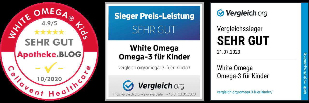 White Omega Siegel
